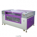 TEXI SPECTRA 130x90 Laser cutting and engraving machine RGB colors laser CO2 100W