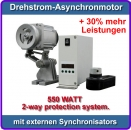 HuLong AC Motor WR561-1 mit Positionsgeber und 2-way protection system ( Nadel Positionierung ) extra stark 30% mehr Power