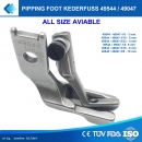 Pipping Foot 49544 / 49047 Kederfuss für 3 Fachtransport  335a, 335, 335BH, Cowboy 341, PFAFF 145 545 1245