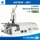 Schärfmaschine Japsew Japan J801 Skiving Leather Machine mit Optionen