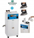 BATTISTELLA SATURNO V ECO DAMPFERZEUGER STEAM GENERATOR 4 bar, 4.5 kW,  7 Liter