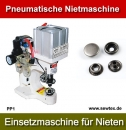 NX-Q1 Pneumatische Einsetzmaschine für Nieten, Snap Button Riveting Machine Model PP1