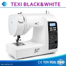 TEXI BLACK&WHITE Computergesteuerte Nähmaschine 200 Stichmuster made in Taiwan